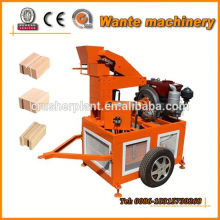 WT1-20 interlock block paving machine