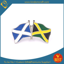 Jamaica Flag Pin Badge as Souvenir in High Quality