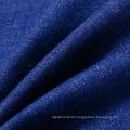 Algodão viscose poliéster spandex denim tecido para as mulheres jeans