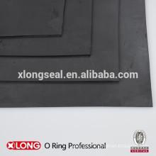 Hojas de goma del silicio de la buena calidad de la venta de la fábrica