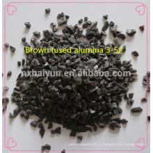 Пескоструйная обработка оксидом алюминия/коричневый плавленого глинозема/абразивный материал