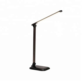 Foldable LED Flexible Bedside Reading Light Desk Lamp