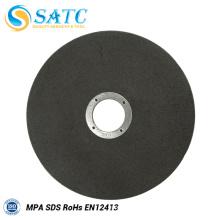 Disques à tronçonner en métal et en acier inoxydable
