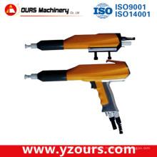 Nossa arma de revestimento em pó de alta qualidade com ISO9001, 14001