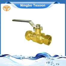 China Wholesale High Quality Brass Mini Ball Valve CP