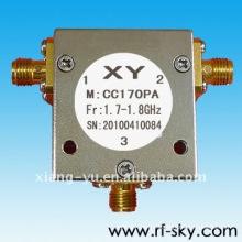 Isoladores dianteiros de Micrsstrip do circulador do rf da freqüência do poder 2500w29MHz 100W