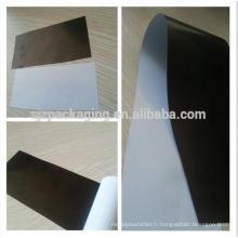 Film de protection de surface PE noir et blanc