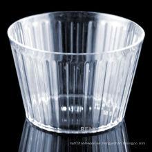 Taza de plástico Copa desechable Mini Bowl 1.8 Oz
