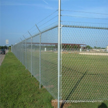 Galvanized Chain Link Fence for Protection