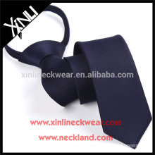Hochwertiger Polyester Woven Zipper School Tie