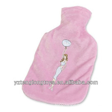 Wholesale Hot Water Flasks With Plush Covers