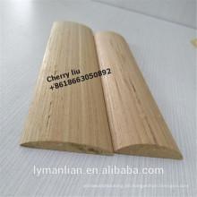 Uso de la India moldeo de madera recon moldeado ornamental de madera