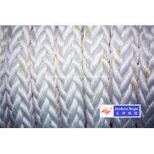 Corda de amarração de alto desempenho 8-Strand 220 metros PP