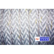 Cuerda de amarre PP de alto rendimiento de 8 hilos y 220 metros PP