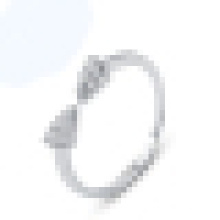 Frauen einfache Mode Sterling Silber Ring