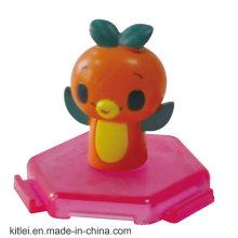 Juguete de la figura plástica del animal del juguete de la inyección del ABS