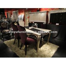 Conjuntos de mesa de jantar barrocos D1018