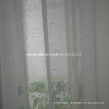 2016 Vendendo quente cortina de janela de Voile Sheer