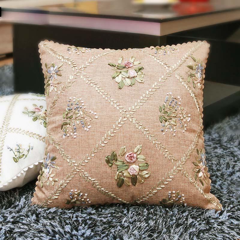 Ribbon Embroidery Fashion Gift