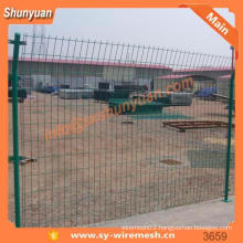 5mm welded mesh fence