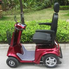 Scooter eléctrico de movilidad plegable de cuatro ruedas con motor de 800W (DL24800-3)
