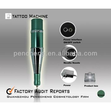 Grand kit professionnel de maquillage pour tatouage aux lèvres et aiguilles doubles, maquillage permanent, stylo