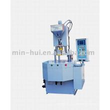 Machine de moulage par injection, type rotatif