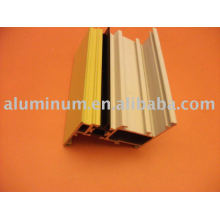 Profils en aluminium pour fenêtres et portes