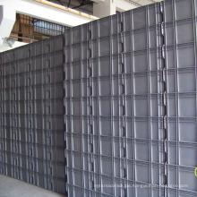 Stapelbarer Plastikbehälter / pantong färbt Plastikkiste der leichten Beanspruchung