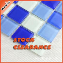 mixed blue color mosaic tiles pool-03