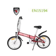 China Cheap Folding Electric Bike