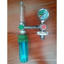 Hospital Oxygen Medical Gas Cylinder Regulators