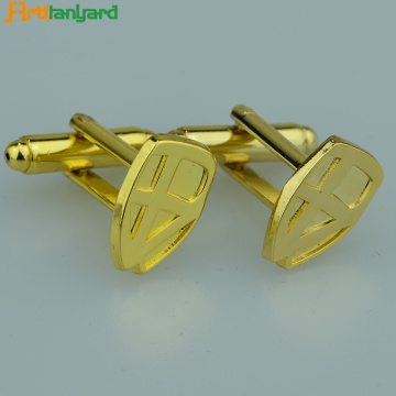 Custom Zinc Alloy Jewelry Cufflinks