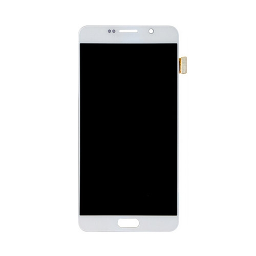 note 5 screen white