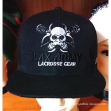 Gorra bordada de la moda del bordado de la marea del OEM