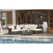 2014 HEISSES Einzelteil klassisches Entwurfs-Poolfreizeit-Sofa stellte im Freienmöbel ein