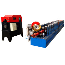 xinnuo new product downspout pipe roll forming machine for sale china manufacturer