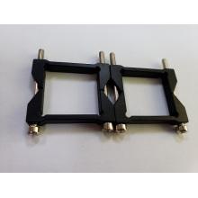 Rohrschelle für Multicopter Tartor 12mm Carbonrohr