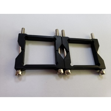 Clip de tube pour tube carbone 12mm Multicopter Tartor