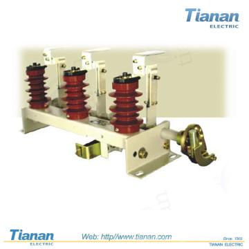 Interruptor de aterramento de aterramento de alta tensão AC da série JN10-12