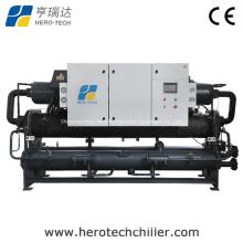 High Eer 660kw Water Cooled Screw Chiller with Screw Compressor