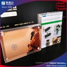 Transparent Acrylic Customized Magnetic Photo Frame