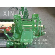 narrow fabric weaving machine