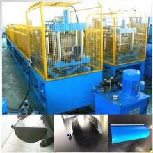 färg stål regnränna rullformningsmaskin
