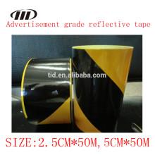 Publicidad de cinta reflectante de grado, cinta refectiva de alta intensidad