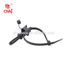 Prego da fixação do material plástico para o prego do cabo / fixação para o laço do cabo