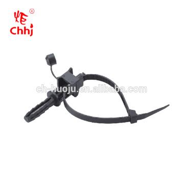 Clou de fixation en matière plastique pour câble / Clou de fixation pour attache-câble
