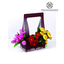 Custom+design+paper+flower+gift+box+packaging