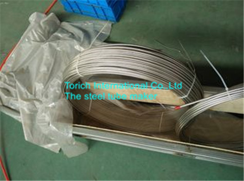 Bright Annealed Stainless Steel Tubes