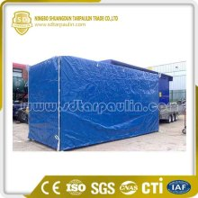 PVC Machine Cover Tarp Outdoor Equipment Cover